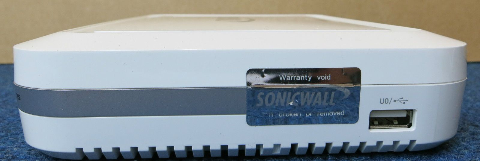 SONICWALL TZ 205 APL22-09D 5-PORT WIRED GIGABIT ETHERNET